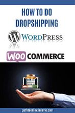 how to do dropshipping on wordpress and woocommerce