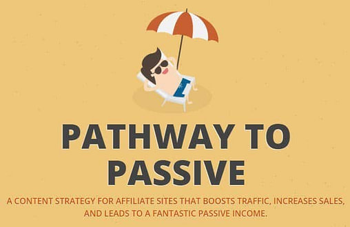 The front page of Pathway to passive