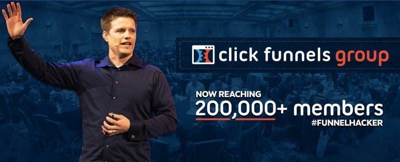 ClickFunnels Official Facebook Group