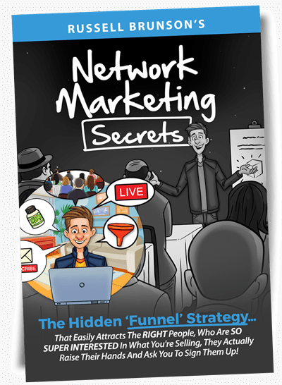 Network Marketing Secrets Book