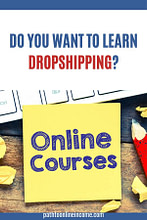 do you want to lerrn dropshipping