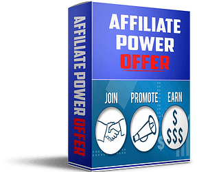 affiliate power offer box