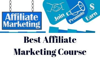 best affiliate marketing course 1