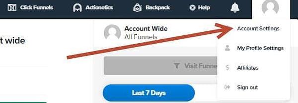 Cancel ClickFunnels 1
