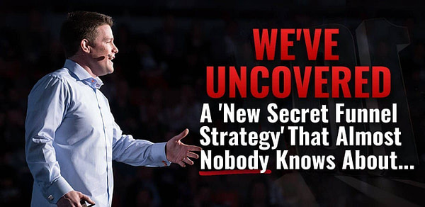 Secret Funnel Strategy